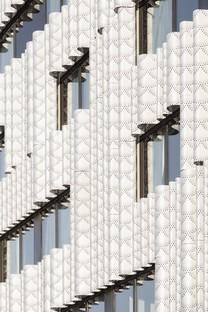 Hardel Le Bihan Architectes Odalys City Apartment Hotel, Paris