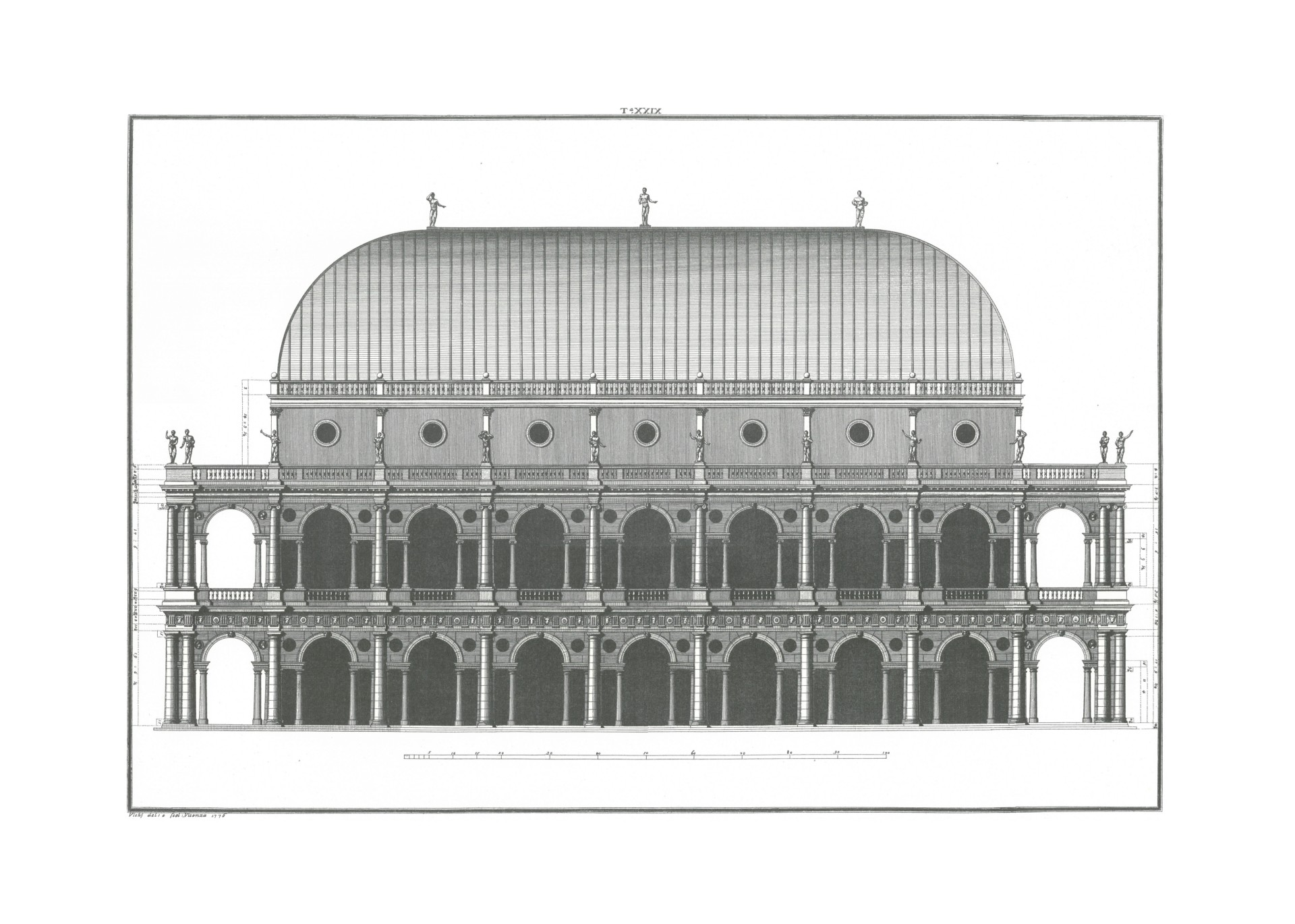 David Chipperfield and architecture on exhibit in Vicenza