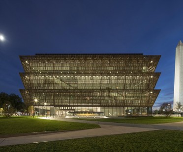 David Adjaye's Washington Museum named Best Design of the Year 2017