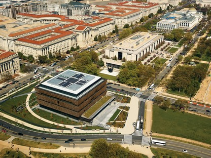 David Adjaye's Washington Museum named Best Design of the Year 2017