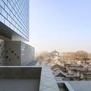 Büro Ole Scheeren Guardian Art Center, Beijing