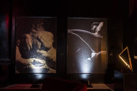 Aurelio Amendola: Michelangelo affreschi digitali e dintorni in Florence