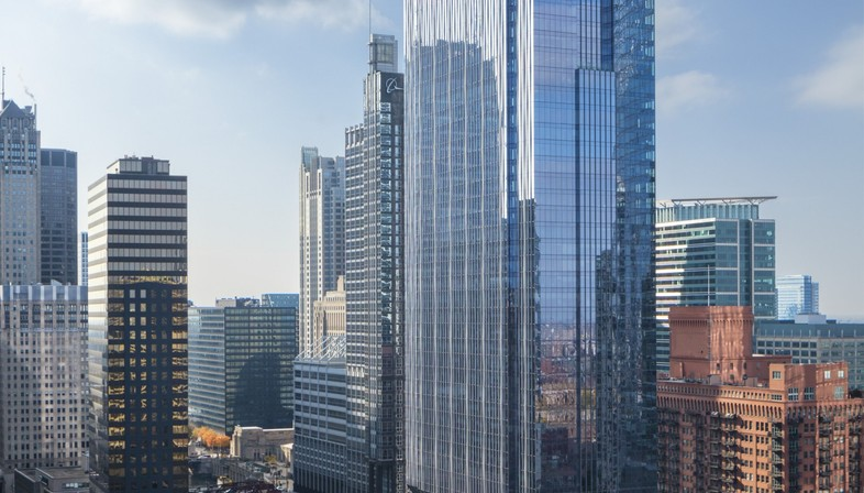 America s best tall buildings at the 2018 ctbuh awards for Americas best home builders