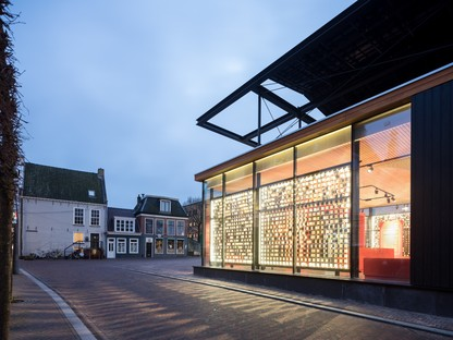 Powerhouse Company Obe Pavilion in Leeuwarden European Cultural Capital of 2018