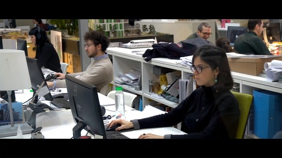 SpazioFMG presents The Architects Series – A documentary on: MC A Mario Cucinella Architects