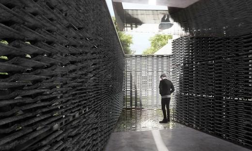 Frida Escobedo's Serpentine Pavilion 2018