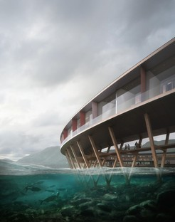 Snøhetta's Svart, the first energy-positive hotel in the Arctic Circle