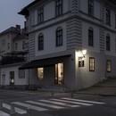 Dekleva Gregorič Architects Bistro EK  Ljubljana