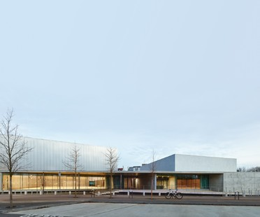Dominique Coulon & associés Human Rights Sports Centre Strasbourg