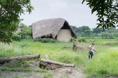 An exhibition and a book about the architecture of Bangladesh