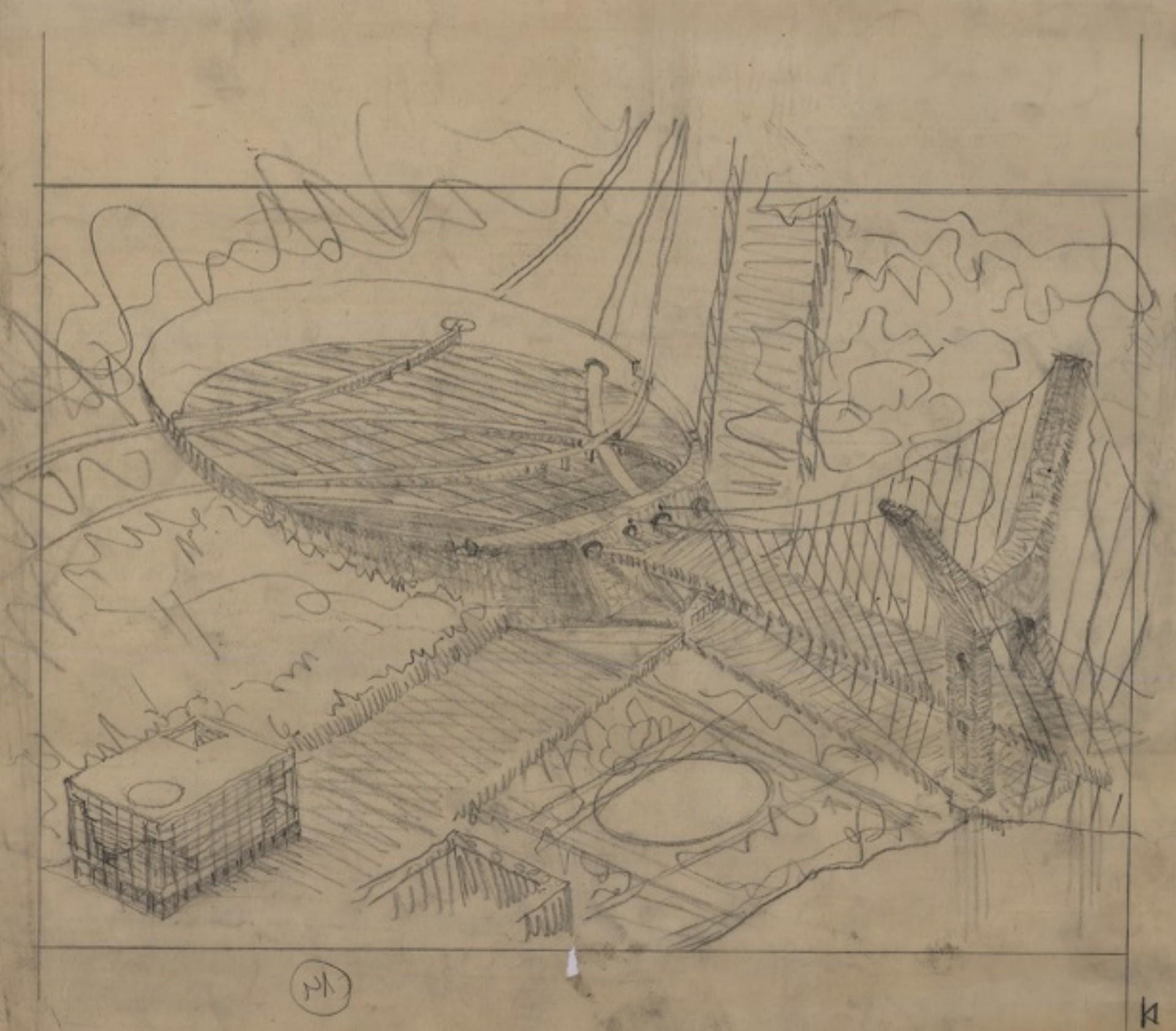Giuseppe Samonà – One Iuav master, two exhibitions at Tolentini
