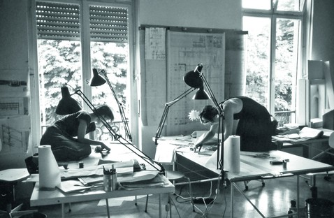 German architecture, Brutalist architecture and architecture by women: three exhibitions at DAM