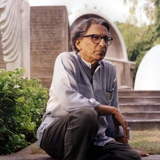 Balkrishna Doshi wins the 2018 Pritzker Prize