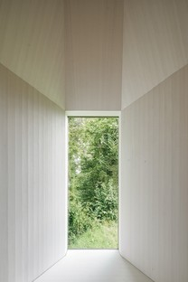 Architecture and nature: two projects by Bernardo Bader Architekten