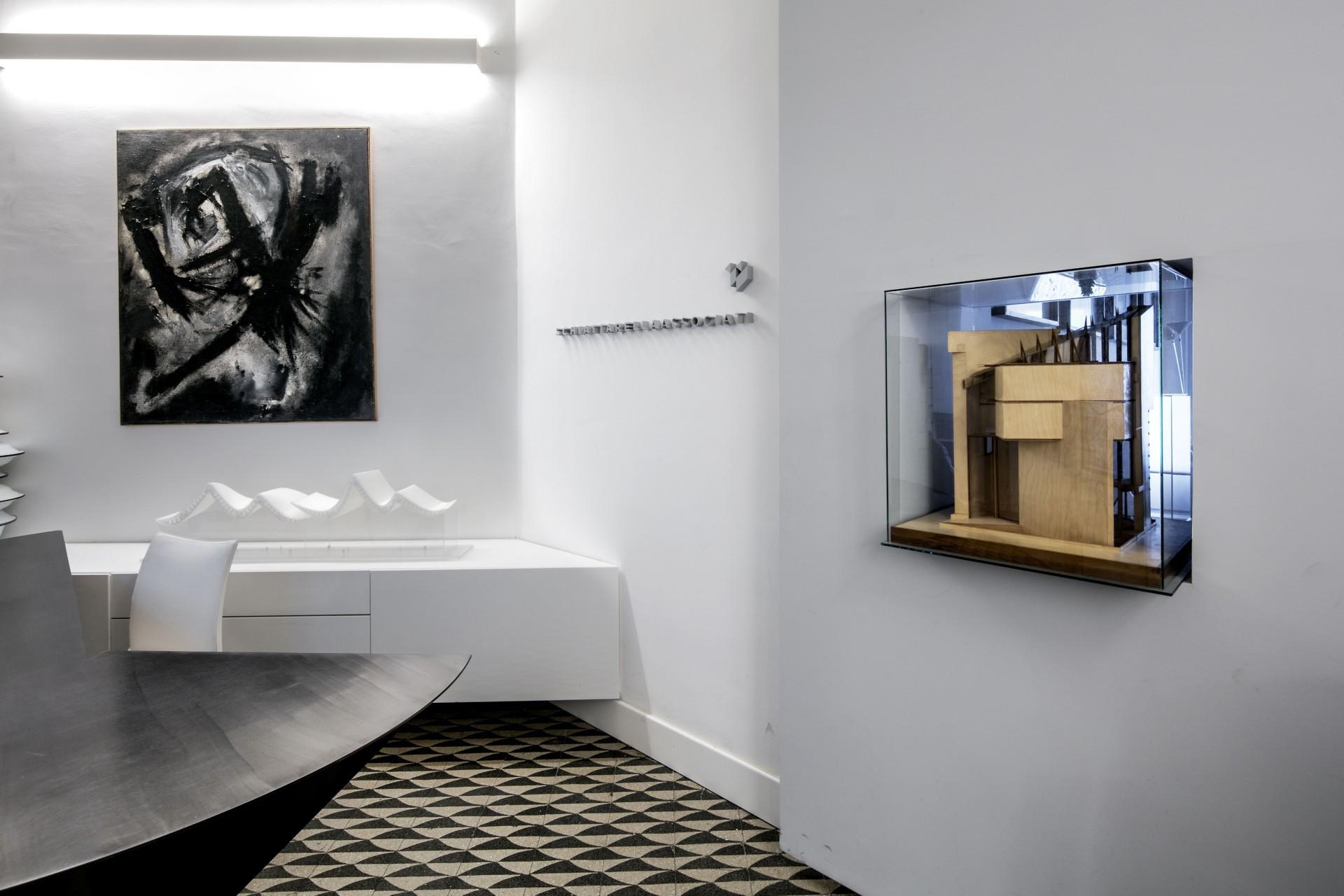 Home and studio: two interior designs by Schiattarella Associati ...
