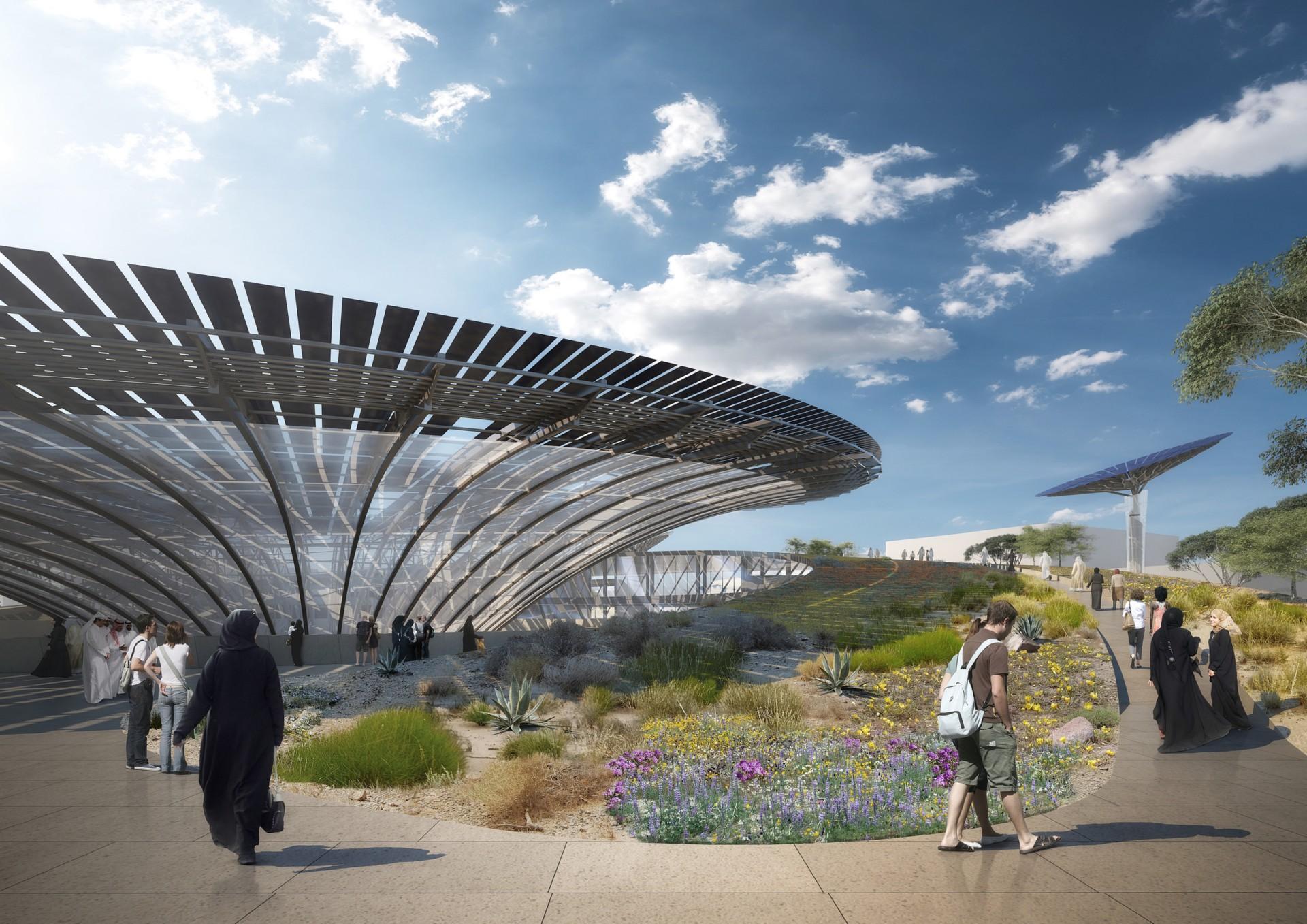 Grimshaw Architects Dubai Expo 2020 Sustainability ...
