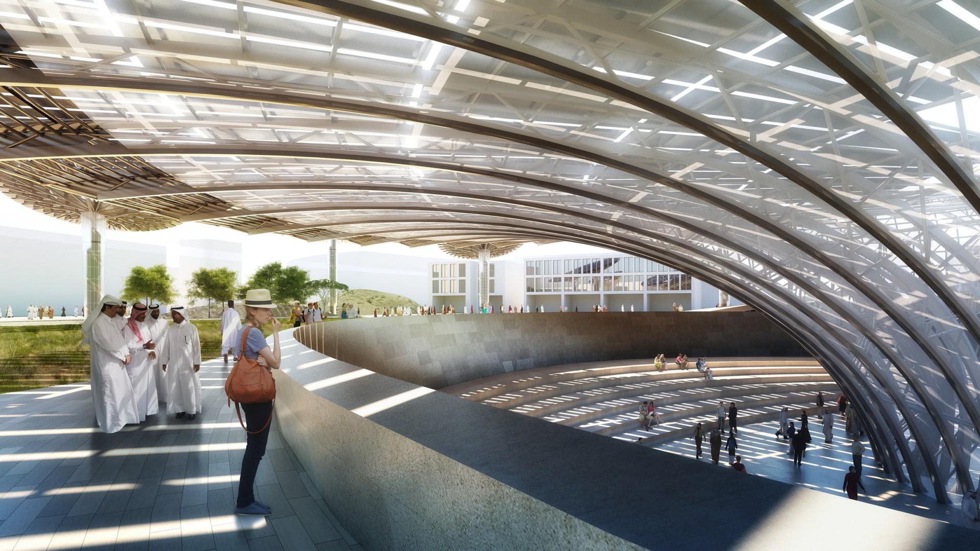 Grimshaw Architects Dubai Expo 2020 Sustainability