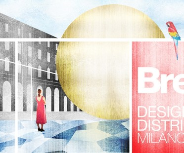 Two urban projects: The Rising in Milano and Red Planet in Shanghai