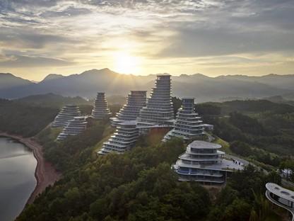 MAD Ma Yansong Huangshan Mountain Village