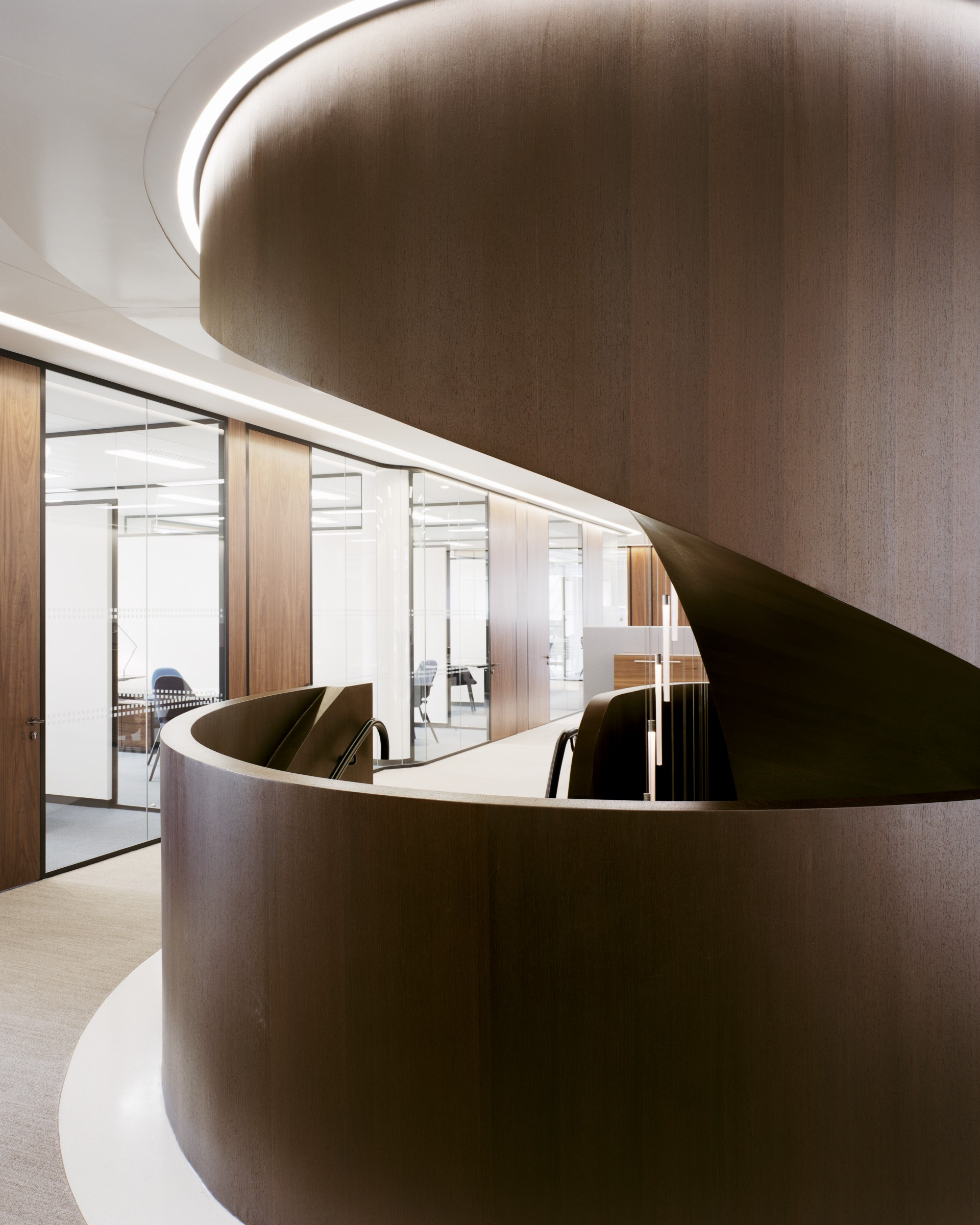 Powerhouse Company and AllesWirdGut: two very different examples of office interiors
