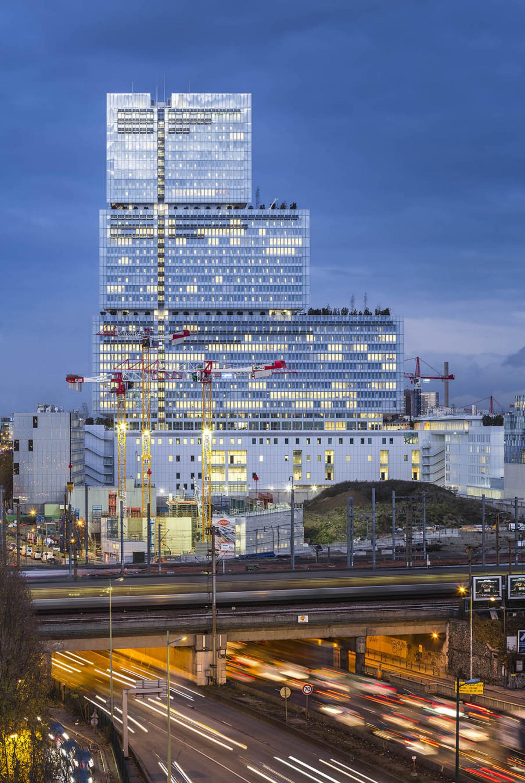 Renzo Piano Building Workshop Palais Justice Paris Floornature