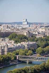 Renzo Piano Building Workshop Palais de Justice, Paris