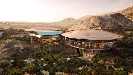 Arup, Grimshaw e HSD Haley Sharpe Design Oman Botanic Garden