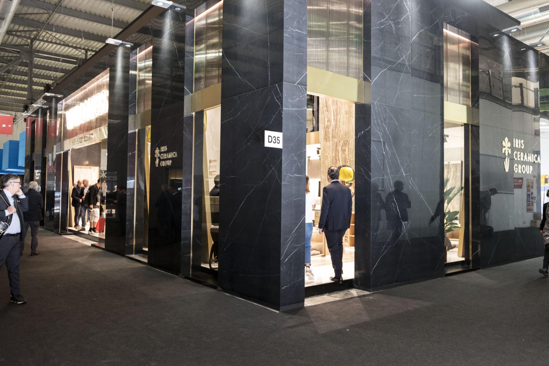 The Iris Ceramica Group at Salone del Mobile and Fuorisalone, Milan 2018