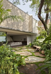 AMZ and Perkins + Will: living in symbiosis with a garden in Sao Paolo – Brazil