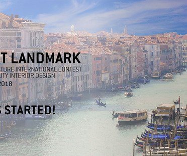 NextLandmark International Contest 2018: Venice, Hospitality Interior Design