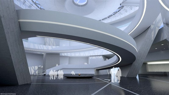 Ennead Architects /  Thomas Wong Shanghai Planetarium