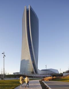 Zaha Hadid Architects Generali Tower Milano