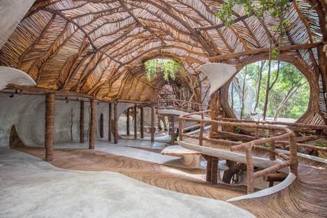 IK LAB new modern art gallery in Tulum