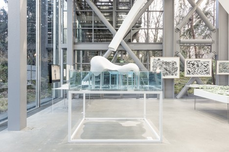Two exhibitions: Junya Ishigami in Paris and Bruno Zevi in Rome