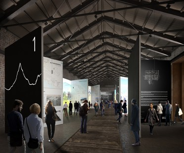 Mario Cucinella and Arcipelago Italia at the 2018 Architecture Biennale in Venice