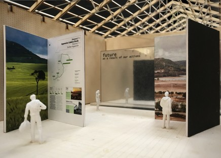 Mario Cucinella and Arcipelago Italia at the 2018 Architecture Biennale in Venice