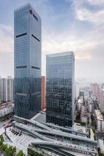 CTBUH Urban Habitat Award for skyscrapers and urban context