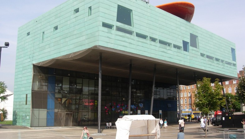 Farewell to Will Alsop, the architect who designed Peckham Library