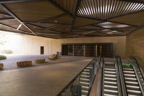 Carranza Ruiz Arquitectura Pueblo Serena Shopping Centre, Monterrey, Mexico