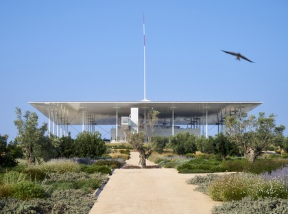 The list of the world's 20 best new buildings according to RIBA names Aleph Zero as International Emerging Architect