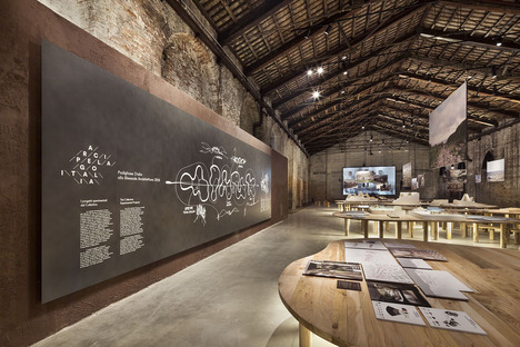 IRIS CERAMICA GROUP -TECHNICAL SPONSOR OF THE ITALIAN PAVILION AT THE 16TH INTERNATIONAL ARCHITECTURE EXHIBITION AT THE VENICE BIENNALE<br />