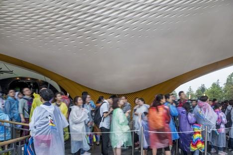 Grimshaw Shanghai Disney Resort Tomorrowland