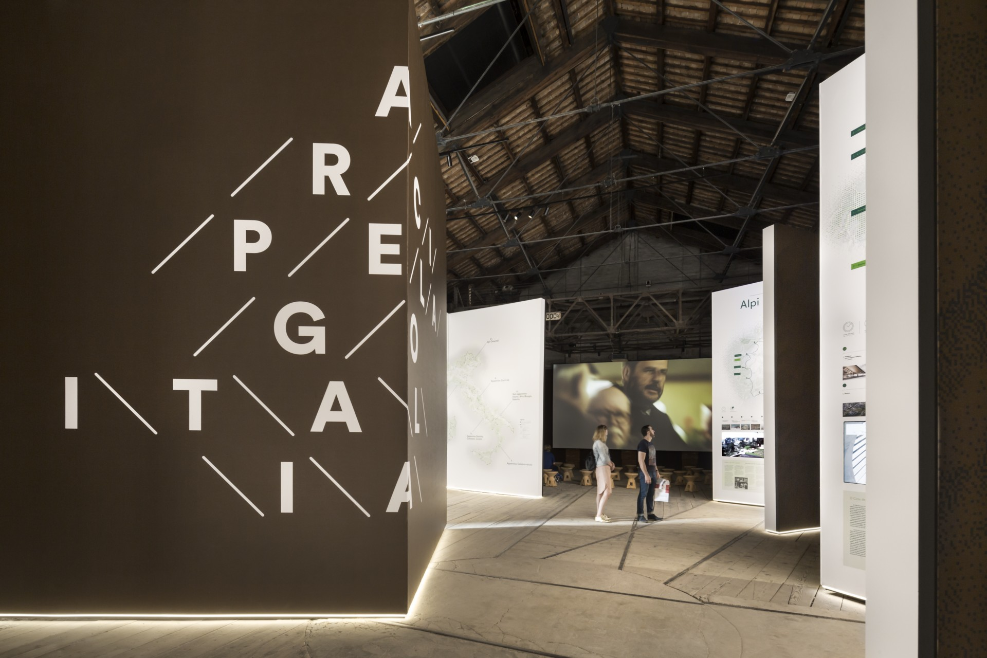 Architecture biennale from venice to berlin with fab