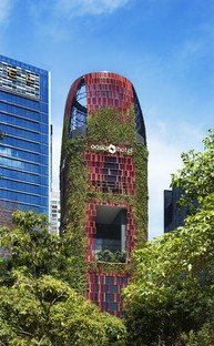 Oasia Hotel Downtown named Best Tall Building Worldwide 2018