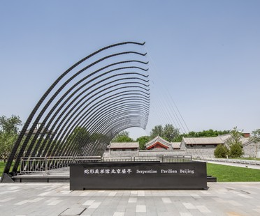 Jiakun Architects first Serpentine Pavilion Beijing
