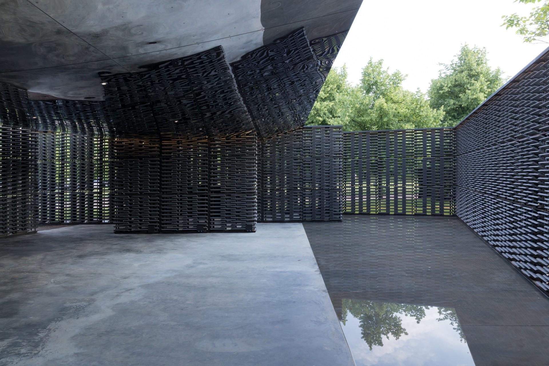 Frida Escobedo Serpentine Pavilion 2018 London Floornature