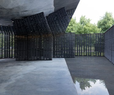 Frida Escobedo Serpentine Pavilion 2018 London