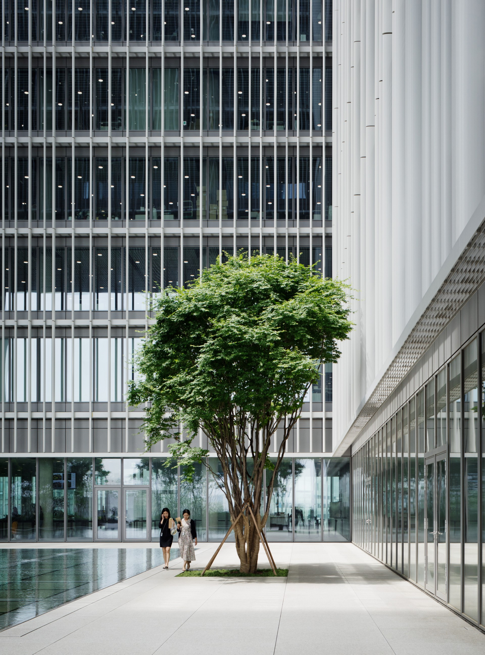 david chipperfield architects amorepacific headquarters in