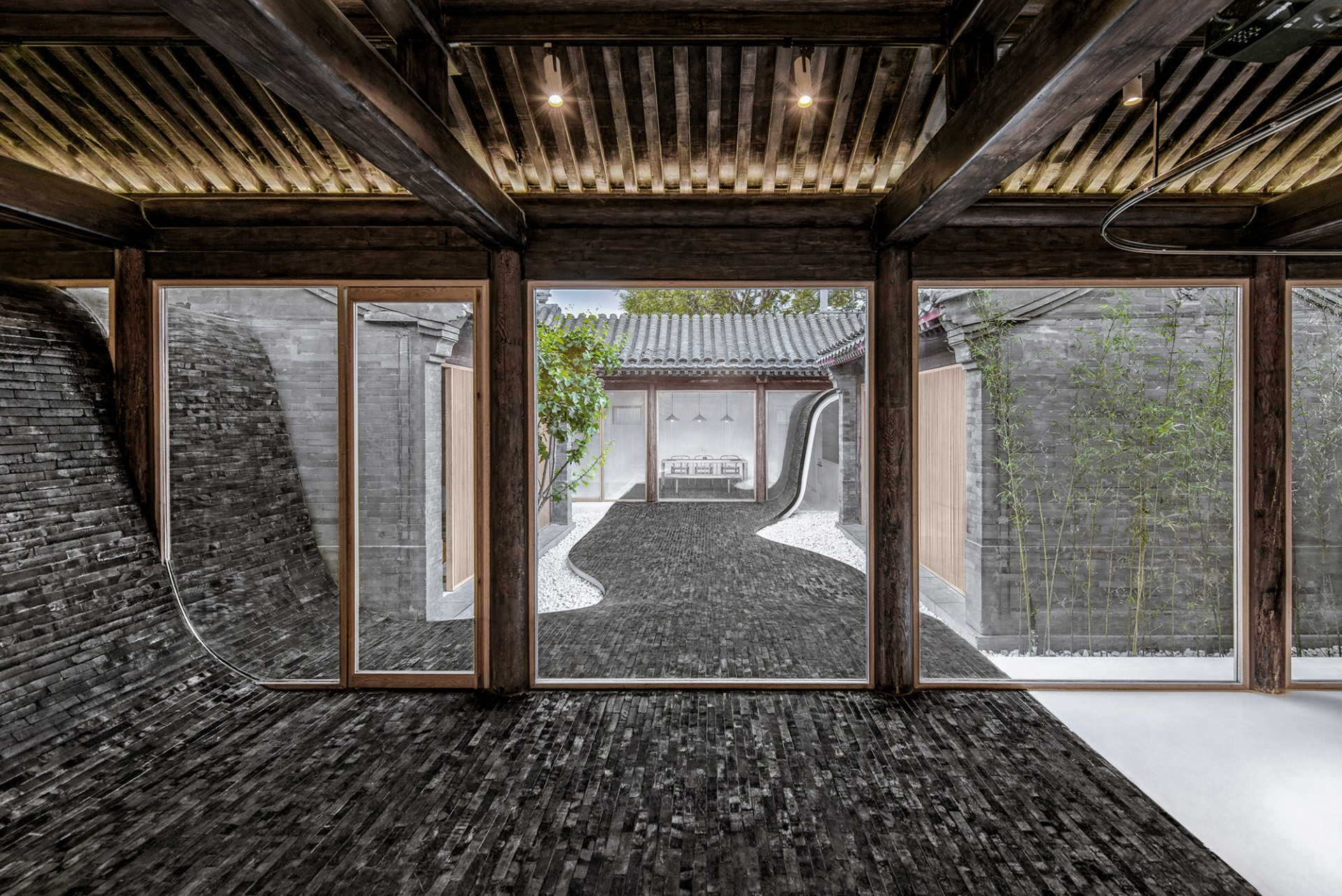 Three hotels in China: unique experiences reclaiming the past