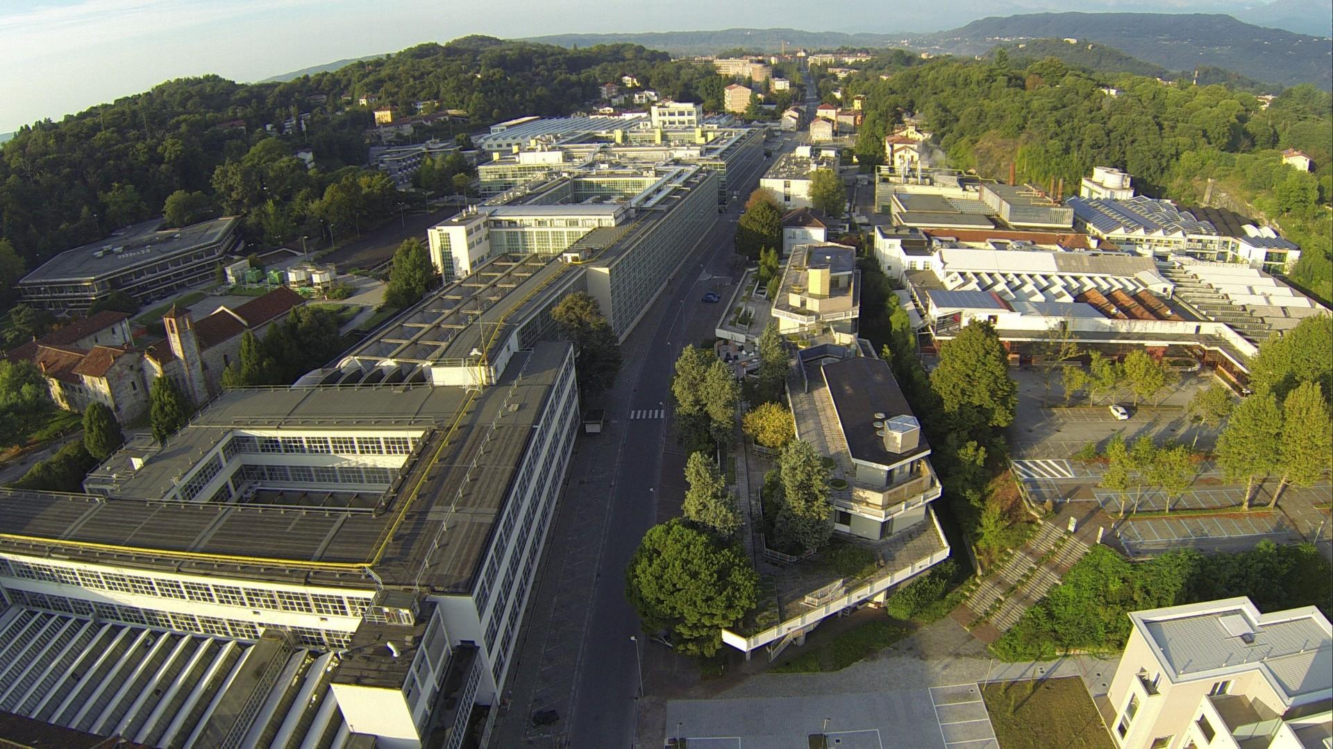 Ivrea as UNESCO World Heritage Site